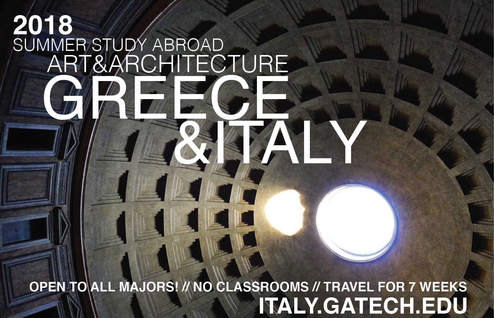 Greece and Italy Summer Study Abroad