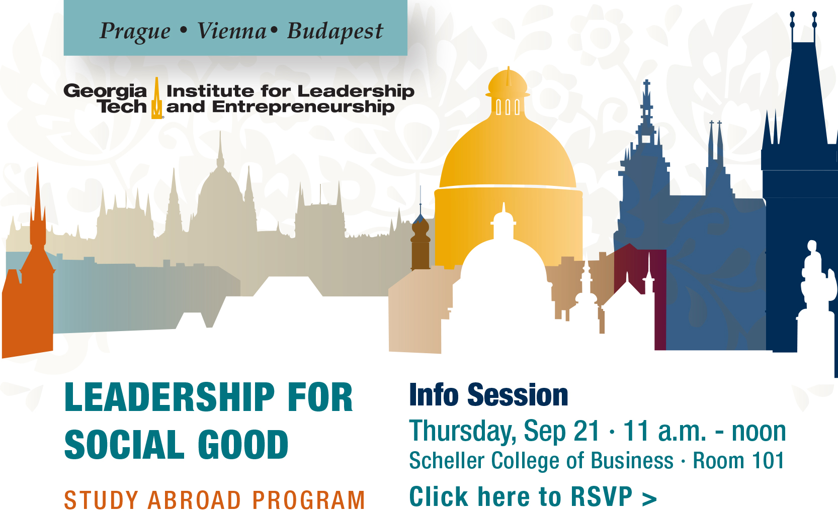 Leadership for Social Good- Study Abroad Program
